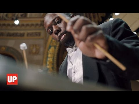 Detroit's Percussionist Mastermind Joshua Jones | Uncharted: Power of Dreams