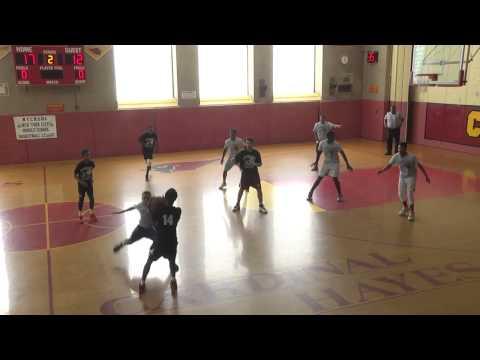 Bronx Varsity B Boys East vs West HD 720p
