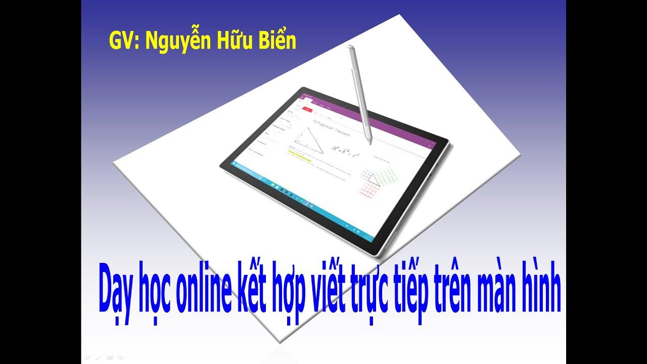 REVIEW BẢNG VẼ ĐIỆN TỬ XP-PEN DECO Pro TRONG DẠY HỌC TRỰC TUYẾN