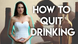 Alcoholism and How to Quit Drinking Alcohol