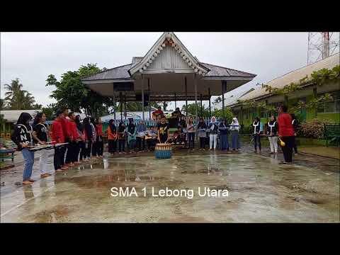 Mars SMANSA LEBRA dan Ibu Kita Kartini Aransemen Musik X.6 2016/2017
