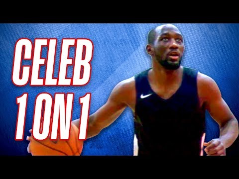 Pro Boxer Terence Crawford Trains For NBA All-Star Celebrity Game 2018