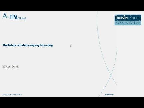 The future of intercompany financing (1)