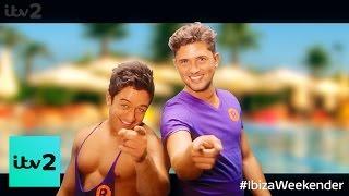 Jordan, Imogen & Deano are back! | Ibiza Weekender | ITV2