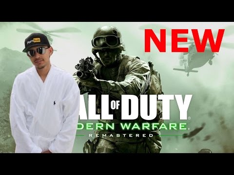 FaZe Rain PLAYS COD 4 REMASTERED