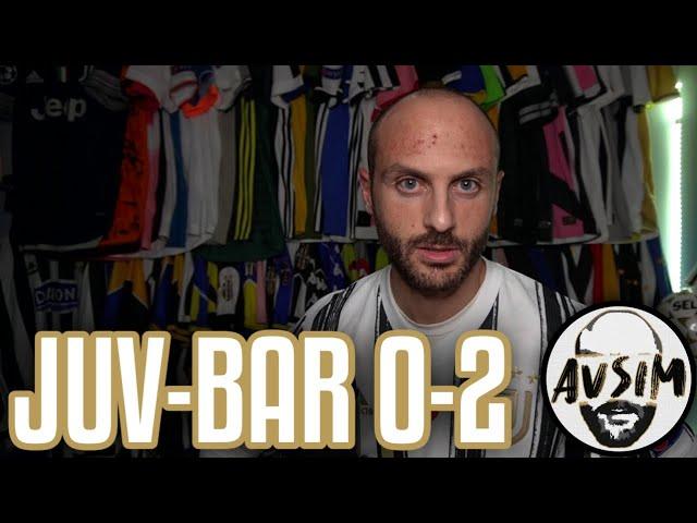 Avvilente. Juve priva di sostanza. Zero tiri in porta ||| Avsim Post Juventus-Barcellona 0-2