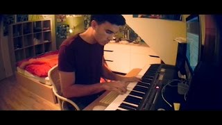 PETIT BISCUIT - Sunset Lover - Piano Cover