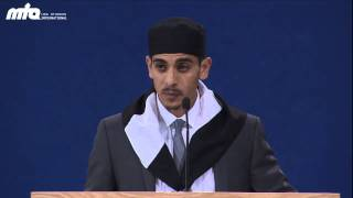 Uthman Villegas (Spanish) at Jalsa Salana USA 2013