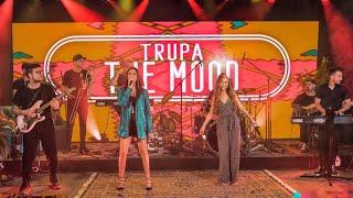 Trupa The Mood - Trandafire (cover Damian Draghici feat. Feli) | LIVE SESSION