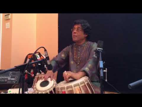 Pandit Anindo Chatterjee in Chicago