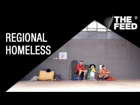 Regional Homeless: Australia's hidden problem