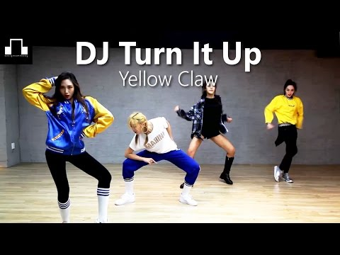 DJ Turn It UpYellow Claw  dsomeb Choreography & Dance