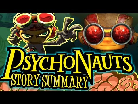 Download Psychonauts - Story So Far - What You Need to Know!