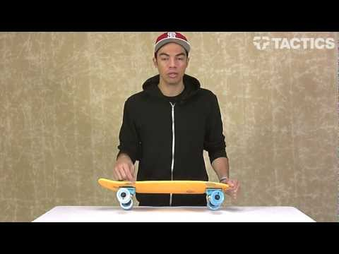 Globe Blazer 26 Inch Cruiser Skateboard Complete Review - Tactics.com