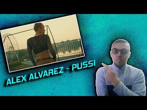 REACTIONEZ LA ALEX ALVAREZ - PUSSI (OFFICIAL VIDEO)