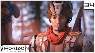 Horizon Zero Dawn - Ep 34 - ANCIENT ARMORY - Let