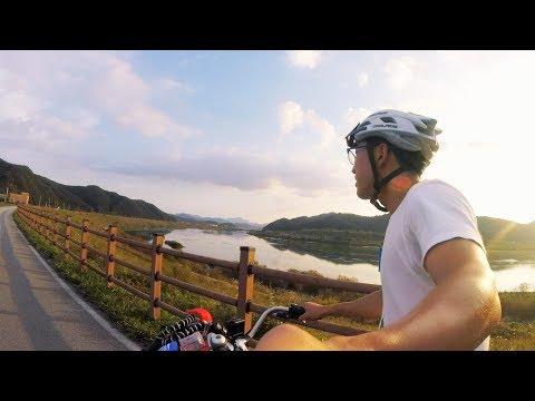 Biking from Seoul to Busan - Part. 2