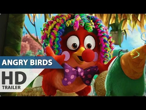 Angry Birds Movie FINAL Trailer (2016)...