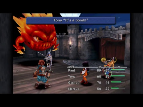 RPG Thursday:Final Fantasy 9 Lets Go Old School Epi 1