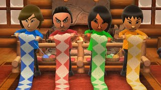 Wii Party U - All Free-for-All Minigames