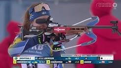 Sprint Women / Hochfilzen / 13.12.2019