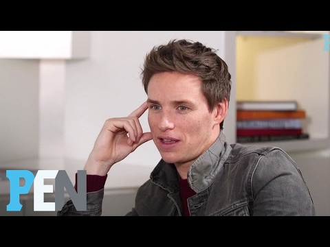 Eddie Redmayne Reveals When He Feels Sexiest  PEN  Entertainment Weekly