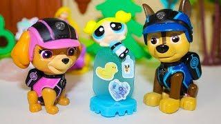 Мультики Щенячий патруль Подарки Скай на 8 марта Мультфильмы про игрушки Видео для детей