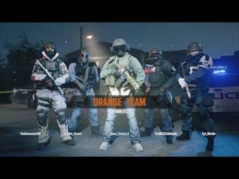 Tom Clancy's Rainbow Six® Siege - These Teams Seem to Hate Cooper lol w/ mcooper6