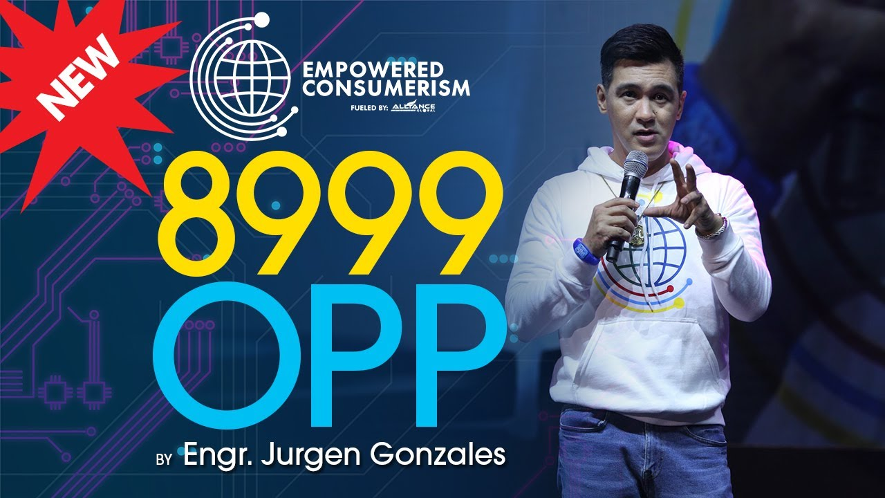 Download New 8999 Quick OPP by Engr. Jurgen Gonzales (AIM Global Vice President)
