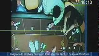 Joran van der Sloot & Stephany Flores new videos in casino Atlantic City