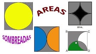AREAS SOMBREADAS TECNICAS DE SOLUCION RAPIDA