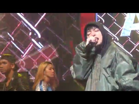 160129 AOMG Concert 쌈디 랩 모음 (Simon D. Rap Collection)