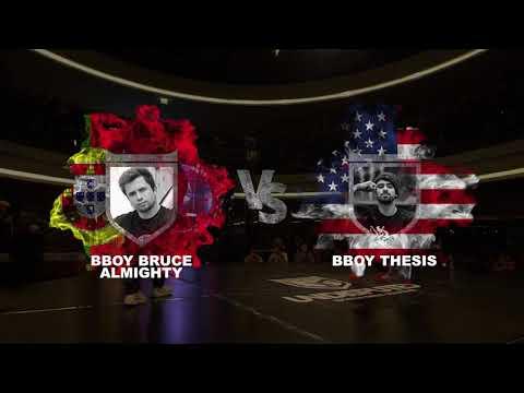 Undisputed World Bboy Masters 2017 Prague - TV Nova Sport 1