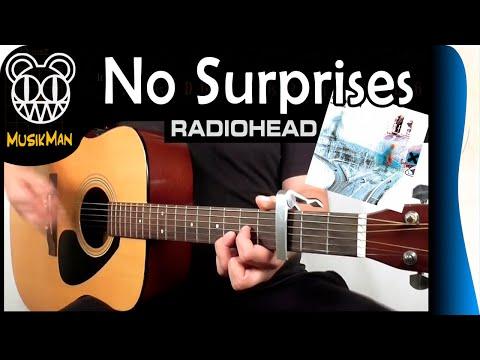 No Surprises 😵 / Radiohead | Cover #086