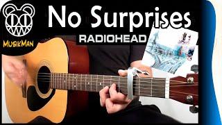 Gambar cover No Surprises 😵 - Radiohead / MusikMan #086