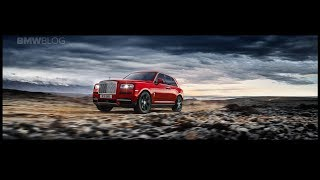 Rolls-Royce Cullinan - Interview with Rolls-Royce CEO