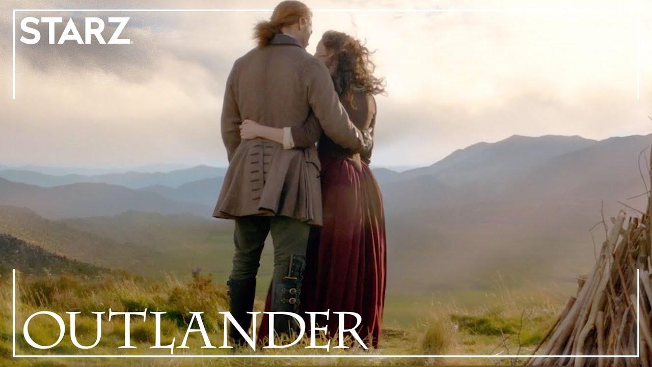 Outlander Season 5 Opening Credits Starz Youtube