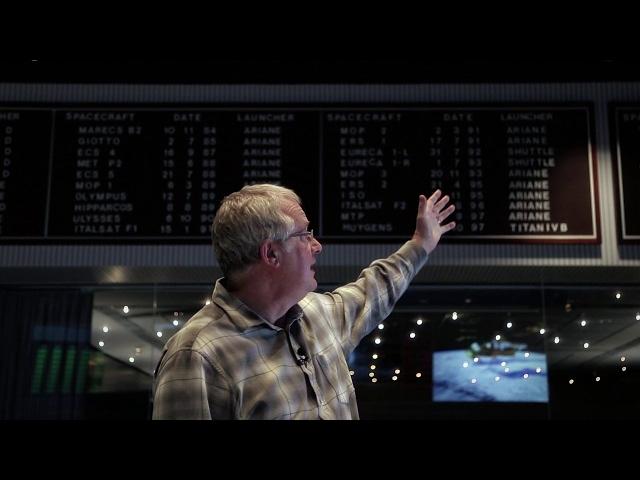ESOC: Where missions come alive