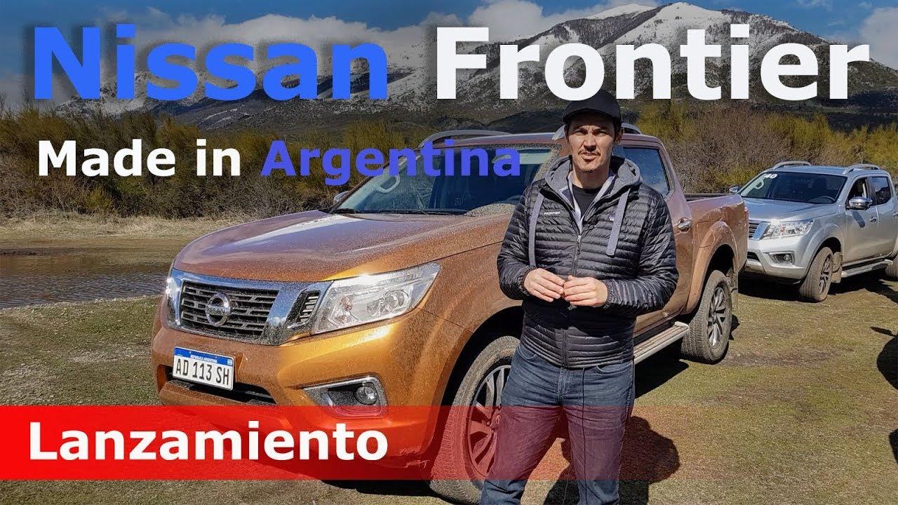 Lanzamientos Nissan 2019