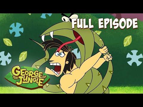 George Of The Jungle   Strange Daze   HD   English Full Episode   Funny Cartoons For Kids