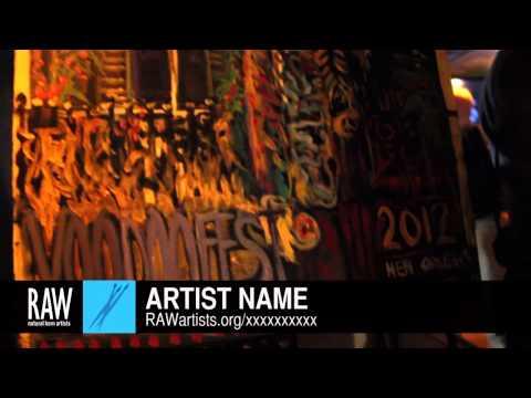 Amzie Adams at RAW:New Orleans Awakening 02/26/2014