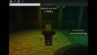 Lets Play Roblox (49) Vampire Hunters 2!!!