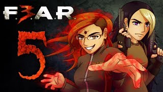 FEAR 3 Co-Op Gameplay: SALTY SON |PART 5| Let