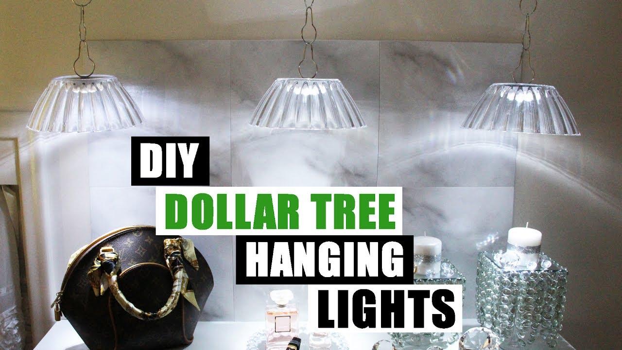 Diy dollar tree hanging lights dollar store diy pendant lighting diy diy dollar tree hanging lights dollar store diy pendant lighting diy glam decor aloadofball Image collections