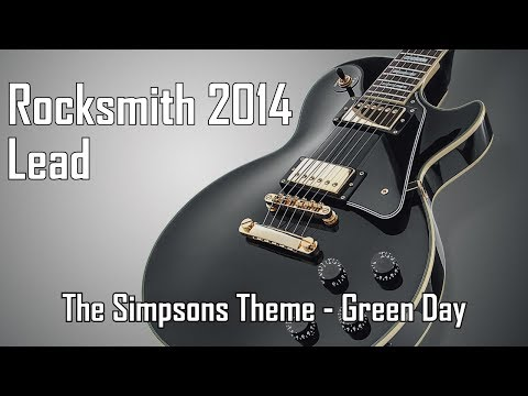 The Simpsons Theme - Green Day - 99% (Lead) (Custom Song)
