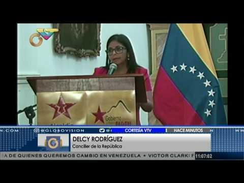 Rodríguez: Vamos a propinarle una derrota a quienes pretenden intervenir a Venezuela