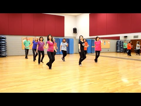 Teenage Dreams - Line Dance (Dance & Teach in English & 中文)