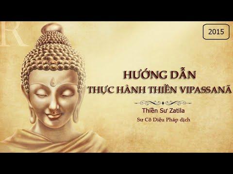 2015(1) - Hướng Dẫn Hành Thiền Vipassanā | Thiền Sư Zatila | tại Thiền Viện Phước Sơn | Mùa Thu 2015
