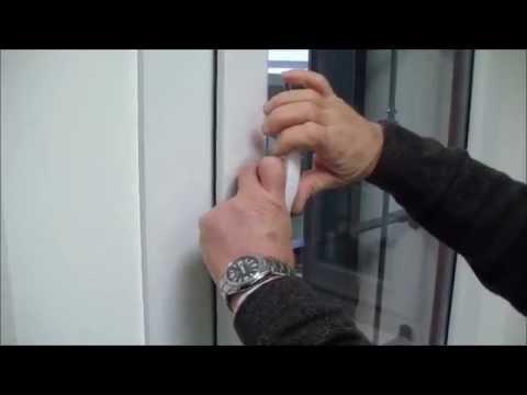Guida verifica e installazione Winblock il blocca maniglie