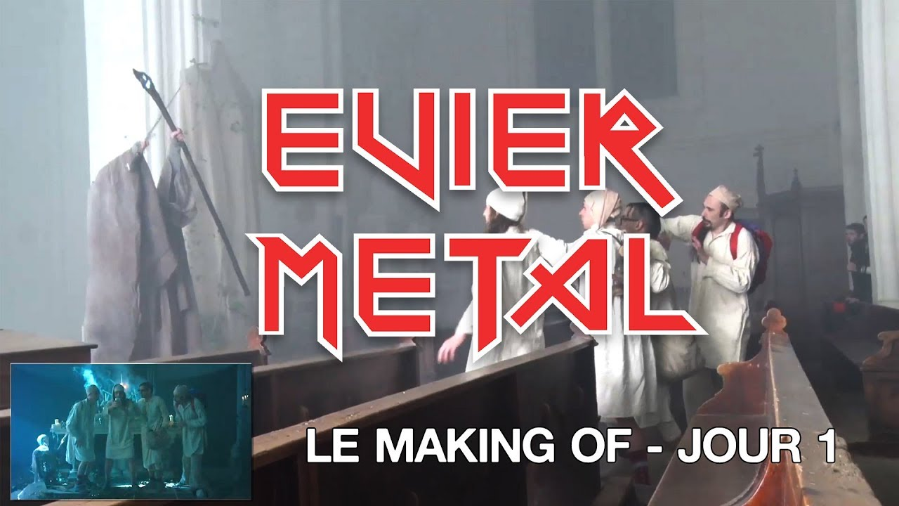 Evier metal making of jour 1